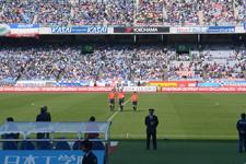 サッカースタジアムの画像086