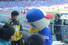 サッカースタジアムの画像087