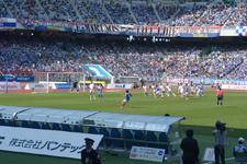 サッカースタジアムの画像090