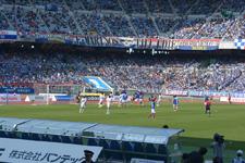 サッカースタジアムの画像091