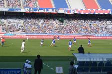 サッカースタジアムの画像094