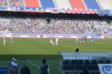 サッカースタジアムの画像095