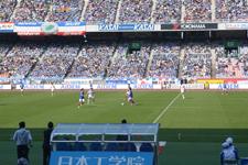 サッカースタジアムの画像099