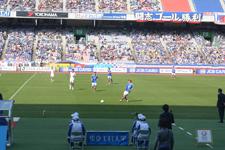 サッカースタジアムの画像109