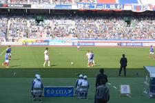 サッカースタジアムの画像110