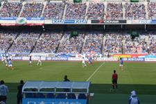 サッカースタジアムの画像113