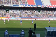 サッカースタジアムの画像117