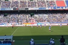 サッカースタジアムの画像123