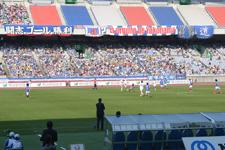 サッカースタジアムの画像124