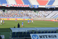 サッカースタジアムの画像128