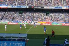 サッカースタジアムの画像135