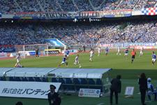 サッカースタジアムの画像136
