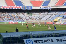 サッカースタジアムの画像144