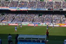 サッカースタジアムの画像148