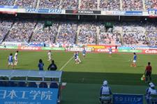 サッカースタジアムの画像154