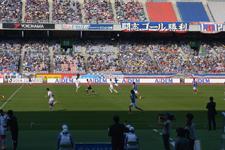 サッカースタジアムの画像162