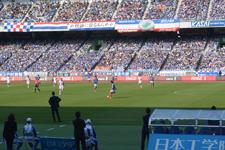 サッカースタジアムの画像166