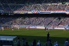 サッカースタジアムの画像168