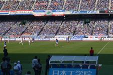 サッカースタジアムの画像170