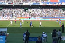 サッカースタジアムの画像180