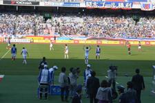 サッカースタジアムの画像198
