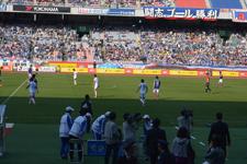 サッカースタジアムの画像199