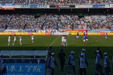 サッカースタジアムの画像203