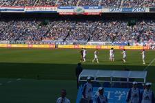 サッカースタジアムの画像205
