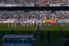 サッカースタジアムの画像210