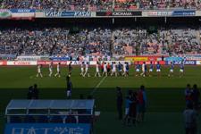 サッカースタジアムの画像211
