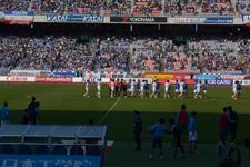サッカースタジアムの画像213