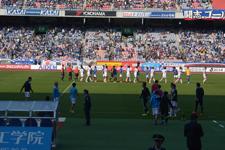 サッカースタジアムの画像214