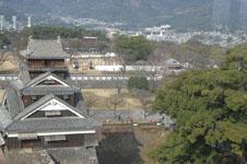 熊本城の小天守閣の画像001