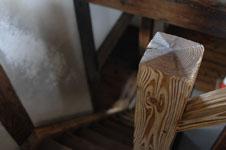 熊本城の宇土櫓の階段の画像002