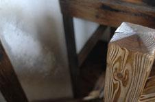 熊本城の宇土櫓の階段の画像003