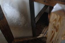熊本城の宇土櫓の階段の画像004