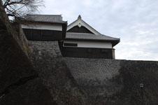 熊本城(銀杏城)の石垣の画像001