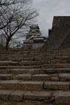 熊本城の天守閣の画像013