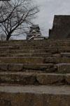 熊本城の天守閣の画像014