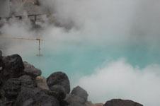 別府温泉の海地獄の画像003