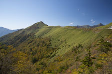 瓶ヶ森の山の画像024