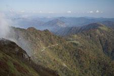 瓶ヶ森の山の画像030