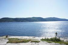ケベックの海の画像008