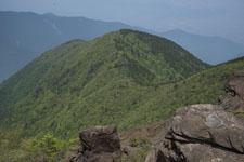 西赤石山の山の画像001