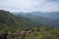 西赤石山の山の画像002