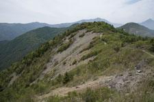 西赤石山の山の画像007
