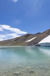 御嶽山の湖の画像003