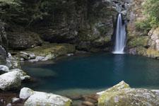 にこ渕の滝の画像001