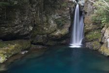 にこ渕の滝の画像005