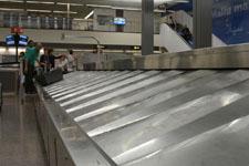 シアトル空港のベルトコンベアーの画像002